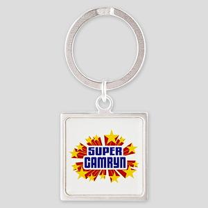 Camryn the Super Hero Keychains