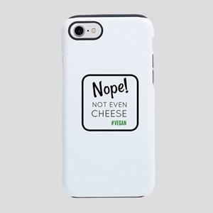 Vegan iPhone 7 Tough Case