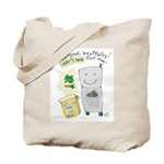 Body Fuel Tote Bag