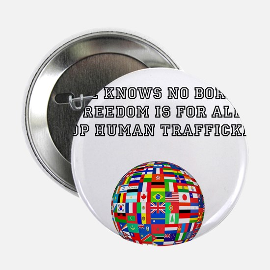 "stop human trafficking 2.25"" Button"