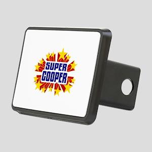 Cooper the Super Hero Hitch Cover