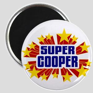 Cooper the Super Hero Magnet