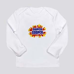 Cooper the Super Hero Long Sleeve T-Shirt