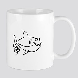 Farty the Shark High Performance Mug