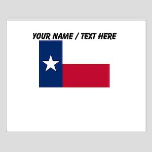 Custom Texas State Flag Posters