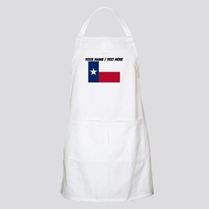 Custom Texas State Flag Apron