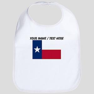 Custom Texas State Flag Bib