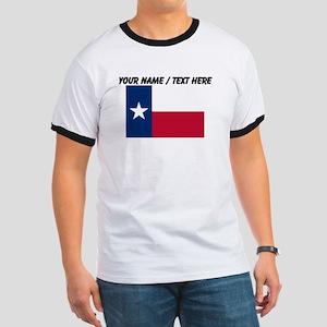 Custom Texas State Flag T-Shirt