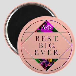 Alpha Phi Best Big Magnet