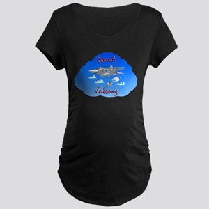 FB-111A Maternity Dark T-Shirt