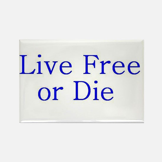 Live Free or Die Magnets