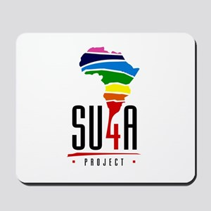 Project Stand Up For Afrika Mousepad