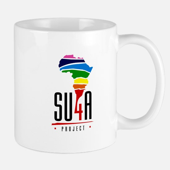 Project Stand Up For Afrika Mug