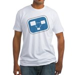 Freedesktop Fitted T-shirt (Made in the
