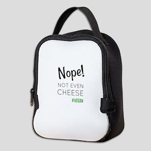 Vegan Neoprene Lunch Bag