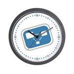 Freedesktop Wall Clock