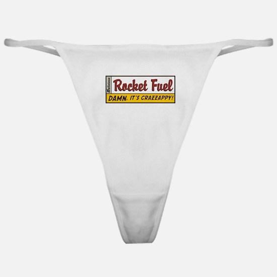 Rocket Fuel Classic Thong