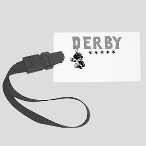 Cafepress derby design Luggage Tag