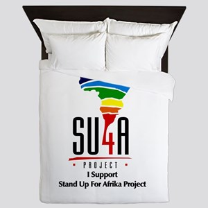 Stand Up 4 Afrika Project Queen Duvet