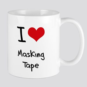 I Love Masking Tape Mug
