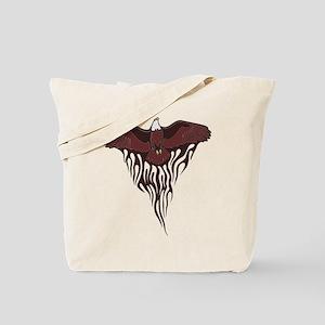 Brown Bald Eagle Tote Bag