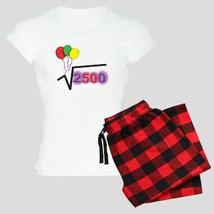 Funny Math 50th Bday © Women's Light Pajamas