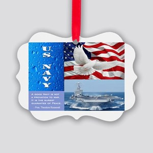 U.S. Navy Ornament