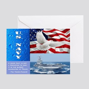 U.S. Navy Greeting Card