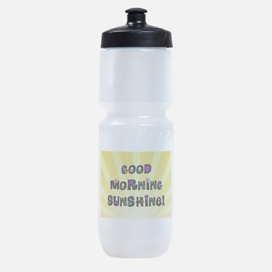 Good Morning Sunshine Sports Bottle
