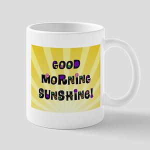 Good Morning Sunshine Mugs