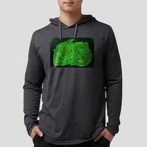 Celtic Best Seller Mens Hooded Shirt