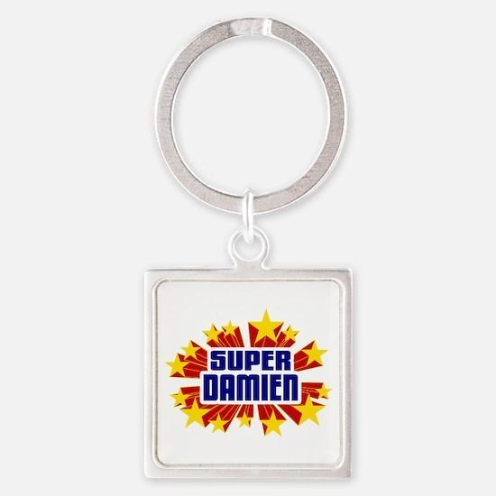 Damien the Super Hero Keychains