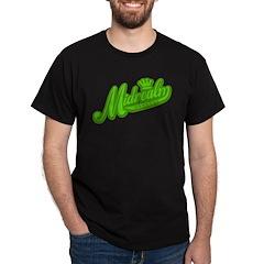 Midrealm Green Retro T-Shirt