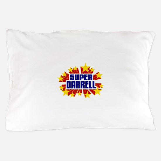Darrell the Super Hero Pillow Case