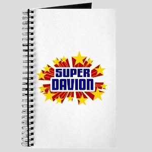 Davion the Super Hero Journal