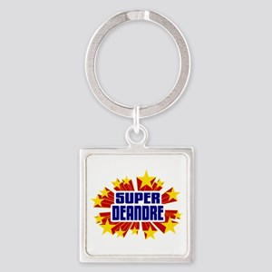 Deandre the Super Hero Keychains