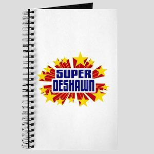 Deshawn the Super Hero Journal