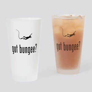 Bungee Jumping Drinking Glass