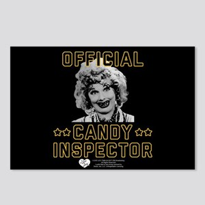 Lucy Candy Inspector Postcards (Package of 8)