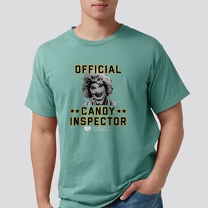 Lucy Candy Inspector Mens Comfort Colors Shirt