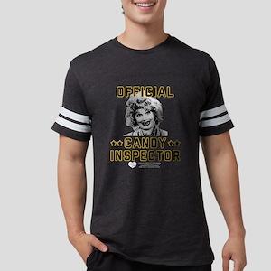 Lucy Candy Inspector Mens Football Shirt