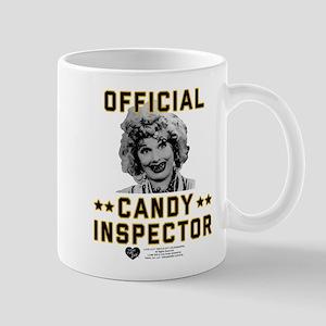 Lucy Candy Inspector 11 oz Ceramic Mug