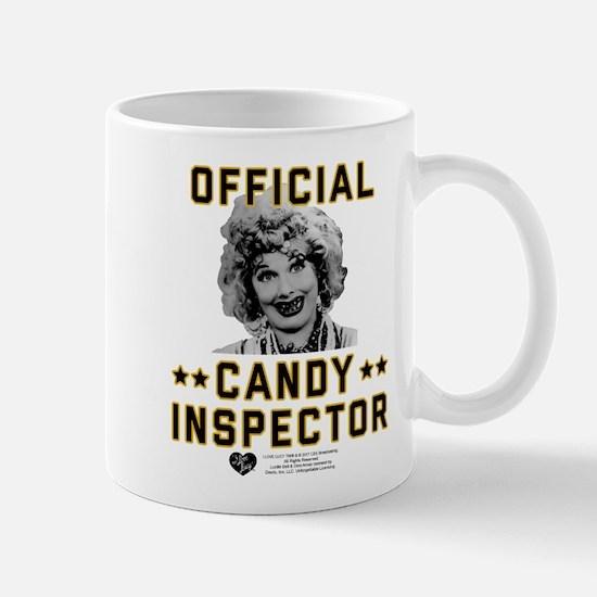 Lucy Candy Inspector Mug