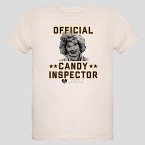 Lucy Candy Inspector Organic Kids T-Shirt