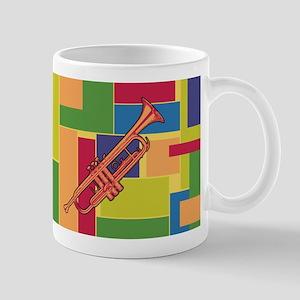 Trumpet Colorblocks Mug