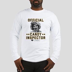 Lucy Candy Inspector Long Sleeve T-Shirt