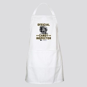 Lucy Candy Inspector Light Apron