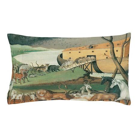 Noahs Ark Pillow Case
