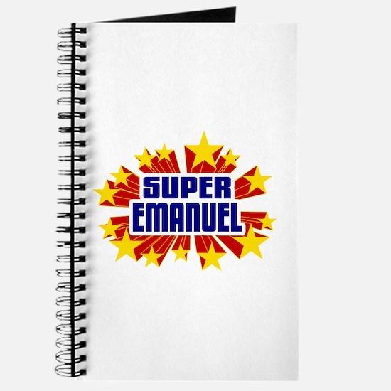 Emanuel the Super Hero Journal