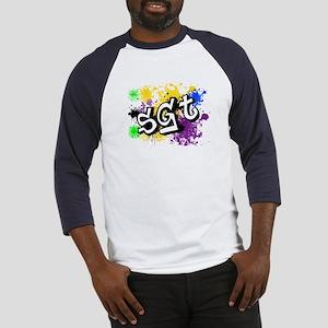 SGT Splatter Baseball Jersey